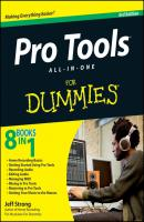Pro Tools All-in-One For Dummies - Jeff  Strong