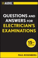 Audel Questions and Answers for Electrician's Examinations - Paul  Rosenberg