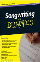 Songwriting For Dummies - Dave  Austin
