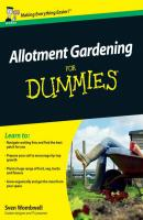Allotment Gardening For Dummies - Sven  Wombwell