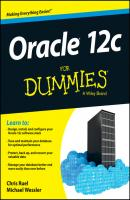 Oracle 12c For Dummies - Chris  Ruel
