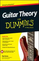 Guitar Theory For Dummies. Book + Online Video & Audio Instruction - Desi  Serna
