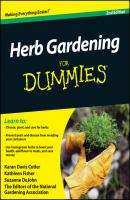 Herb Gardening For Dummies - Suzanne  DeJohn