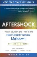 Aftershock. Protect Yourself and Profit in the Next Global Financial Meltdown - David  Wiedemer