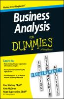 Business Analysis For Dummies - Kupe  Kupersmith