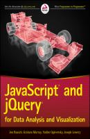 JavaScript and jQuery for Data Analysis and Visualization - Jon  Raasch