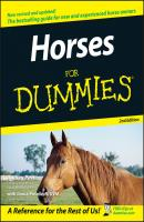 Horses For Dummies - Audrey Pavia
