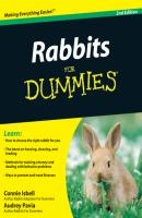 Rabbits For Dummies - Audrey Pavia