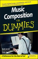 Music Composition For Dummies - Holly  Day