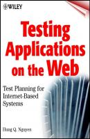 Testing Applications on the Web. Test Planning for Internet-Based Systems - Hung Nguyen Q.