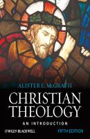 Christian Theology. An Introduction - Alister E. McGrath