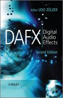DAFX. Digital Audio Effects - Udo  Zolzer