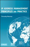 IP Address Management Principles and Practice - Timothy  Rooney