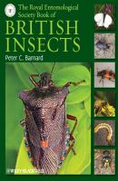 The Royal Entomological Society Book of British Insects - Peter Barnard C.