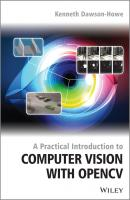 A Practical Introduction to Computer Vision with OpenCV - Kenneth  Dawson-Howe