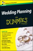 Wedding Planning For Dummies - Douglas Dominique