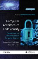 Computer Architecture and Security. Fundamentals of Designing Secure Computer Systems - Ledley Robert S.