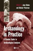 Archaeology in Practice. A Student Guide to Archaeological Analyses - Paterson Alistair