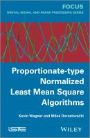 Proportionate-type Normalized Least Mean Square Algorithms - Wagner Kevin