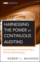 Harnessing the Power of Continuous Auditing. Developing and Implementing a Practical Methodology - Robert Mainardi L.
