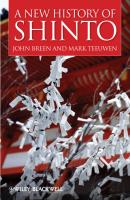 A New History of Shinto - Teeuwen Mark