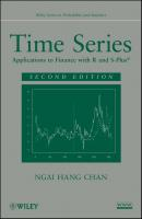 Time Series. Applications to Finance with R and S-Plus - Ngai Chan Hang