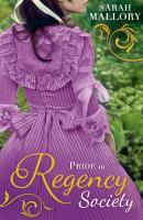 Pride in Regency Society: Wicked Captain, Wayward Wife / The Earl's Runaway Bride - Sarah Mallory