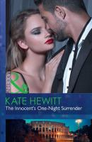 The Innocent's One-Night Surrender - Kate  Hewitt