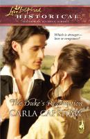 The Duke's Redemption - Carla  Capshaw