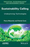 Sustainability Calling. Underpinning Technologies - Patrick  Corsi