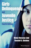 Girls, Delinquency, and Juvenile Justice - Meda  Chesney-Lind