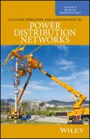 Live-Line Operation and Maintenance of Power Distribution Networks - Tianyou  Li