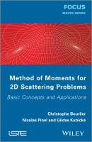 Method of Moments for 2D Scattering Problems. Basic Concepts and Applications - Nicolas  Pinel