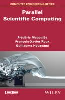 Parallel Scientific Computing - Frederic  Magoules