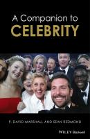 A Companion to Celebrity - Sean  Redmond