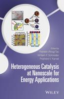 Heterogeneous Catalysis at Nanoscale for Energy Applications - William Schneider F.