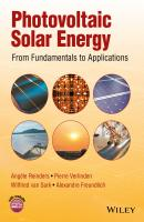 Photovoltaic Solar Energy. From Fundamentals to Applications - Pierre  Verlinden