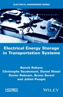 Electrical Energy Storage in Transportation Systems - Daniel  Hissel