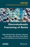Electrohydraulic Fracturing of Rocks - Gilles  Pijaudier-Cabot