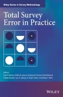 Total Survey Error in Practice - Brad  Edwards
