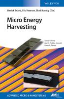 Micro Energy Harvesting - Oliver  Brand