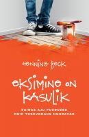Eksimine on kasulik - Henning Beck
