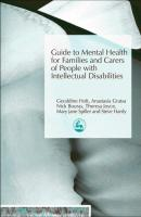 Guide to Mental Health for Families and Carers of People with Intellectual Disabilities - Отсутствует