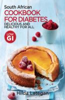 South African Cookbook for Diabetes - Hilda Lategan