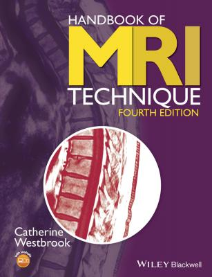 Handbook of MRI Technique - Catherine  Westbrook
